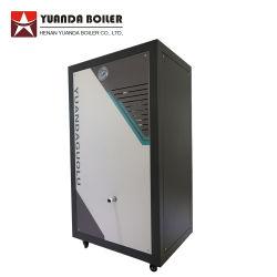 Alta eficiencia eléctrica de 100kg Precio generador de vapor