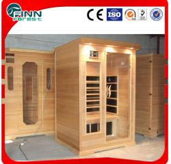 De luxo de madeira Heathy Mantendo Sauna Room (o tamanho pode ser personalizado)