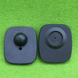 Seguridad ABS Alarma EAS Mini Square Etiqueta de disco duro (AJ-RH-001).