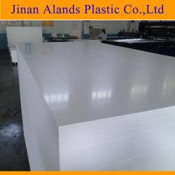 ورقة إسفنج لوحة PVC البيضاء 1220*2440 مم 0.4-0.6 جم/سم3