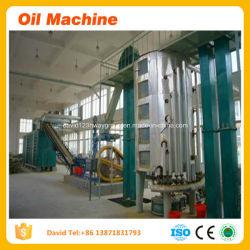 Les machines agricoles de l'enregistrement du travail de l'huile de soja raffinée en Malaisie Making Machine d'huile