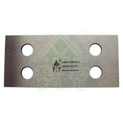 Ausschnitt-Film-Metallmesser für die Herstellung des Papiers
