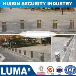 Barreira de Estacionamento de dobragem de segurança carro força de segurança dos veículos da Coluna Segurança