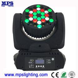 Het Bewegende Hoofd LEIDENE 36X3w RGBW van Martin Mac101 LED Bewegende HoofdLicht van de Straal