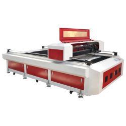 Bytcnc 1325 de Scherpe Machine van de Laser van 1530 Metaal voor Roestvrije MDF van het Triplex van het Document van het Koper Signage van pvc van het Leer Snijder of Gravure