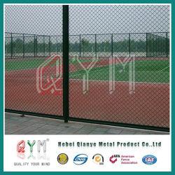Het Opleveren van de Draad van de Omheining/van de Tennisbaan/van Sporten van de Speelplaats van het Netwerk van de Draad van de Link van de ketting