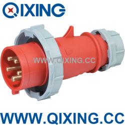 Dei CB rossi IP67 spine della Sudafrica 5pin & zoccolo industriali (QX288)
