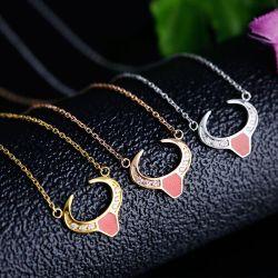Nouveau collier, Zodiac vache année propice de l'Ox Necklace