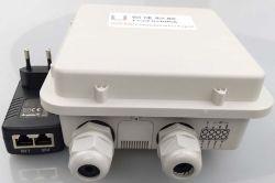 熱い販売の屋外のルーター二重LANはSIMのカードスロットが付いている3G/4G Lte CPEのルーターを移植する