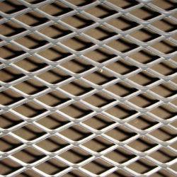 Alumínio decorativa metal expandido/SS304 metal expandido/metal expandido em aço inoxidável