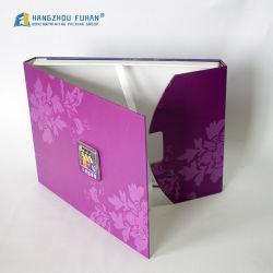 Nette Firmenzeichen-Farbe volles Versions-Papier-der dekorativen Verpackungs-Kästen