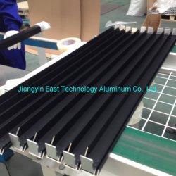 Les cadres en aluminium anodisé industrielle Jiangyin solaire en Chine