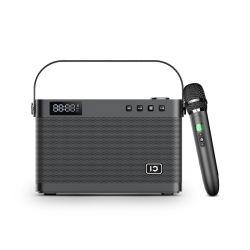 Shidu UHF portátil de gama alta de Bluetooth altavoces Hi-Fi para el hogar disfrute