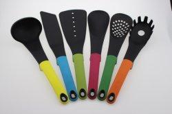 Nylon Opgeheven Keukengereedschap/de Kokende Waren van het Huishouden/Nylon Keukengerei