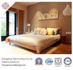 4 estrellas moderno y lujoso hotel de dormitorio muebles de madera (YB-WS-79)