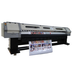 Superentwurf 3.2m PC 4 von Seiko Spt510 geht großes Format-Lösungsmittel-Drucker voran
