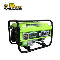 El valor de 2 kw de potencia del Generador Gasolina Ohv 5.5HP Manual