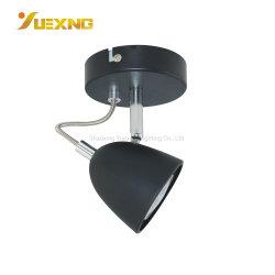 Preiswerte metallhaltige elektronische maximale schwarze Punkt-Licht-Wand-Lampe der Küche-50W