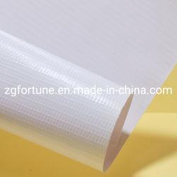 380g bâche en PVC à fond blanc Frontlit Flex bannière bannière publicitaire de plein air des matériaux