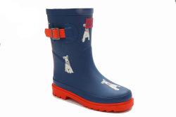 أحذية المطر بنات المطاط بنقوش رخيص المطر أحذية ويلد ولنجتون للأطفال