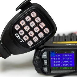 Дешевые четырехдиапазонный Qyt Kt -8900D136-174 аудиосистемы автомобиля/400-480Мгц мобильной радиосвязи приемопередатчика