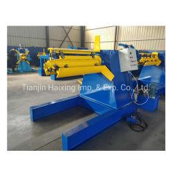 Decoiling機械を伸ばす油圧鋼鉄コイル