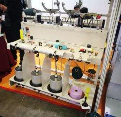 Máquina de enrolamento de torção de fios compacta