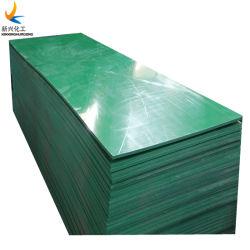 Gele/Rode/Groene/Blauwe/Witte/Zwarte Uitgedreven HDPE van de Techniek Plastic PE 500 van het Blad het Blad van het Polyethyleen