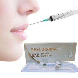 Depósito dérmico injetável de gel de ácido hialurônico para remover rugas profundas Anti Envelhecimento Clínica de Cirurgia Plástica