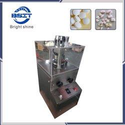 Süßigkeit-Tablette-Drehlabortablette-Presse-Maschine für Zp7a