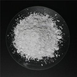 Cloreto de magnésio anidro Sal higroscópico Flake preço por tonelada