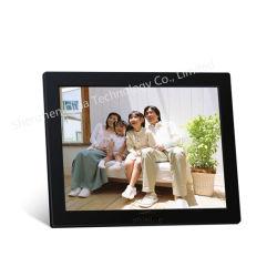 Nueva pantalla LCD Digital Photo Frame Pantalla IPS con retroiluminación LED como regalo de Navidad