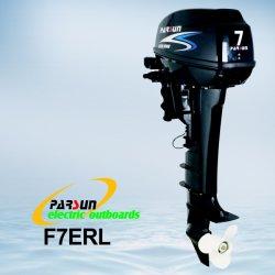 F7erl 7HP Long Shaft elektrischer Außenbordmotor