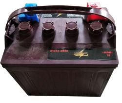 트로이 목마 T875 8V 170ah 골프를 위한 딥 사이클 튜브형 배터리 카트