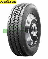 La Chine meilleur pneu tubeless Radial TBR 385/55R19.5 435/50R19.5 445/45R19.5 385/65R22.5 385/55R22.5 425/65R22.5 445/65R22.5 Super Single chariot pneumatique de remorque Aeolus
