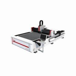 Máquina de corte a laser 1000W Preço/fibra CNC chapa metálica de corte a laser
