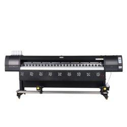 Grande stampante solvibile di Eco con il software del Photoprint