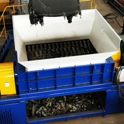 Huihe Industrial Car Body Double Shaft Shredder