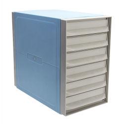 Гистологии 6 выдвижных ящиков ткани шкаф для хранения кассет