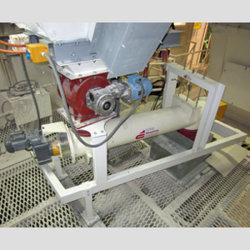 El alimentador de tornillo de pesaje industrial fábrica de acero