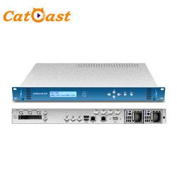 Sintonizador de DVB-S2 Asi de entrada de RF IP 4K de 3G SDI 4K Salida HDMI DVB-S2 HD IRD Decoder