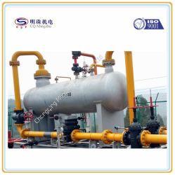 La separación Gas-Liquid patín de integración, la minería de la máquina, separador de Gas-Liquid