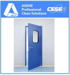 (w) 900mm (w) X2100mm 단 하나 열려있는 강철 청결한 문