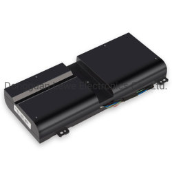 Dell M14X 11.1V/4400mAh 49wh ラップトップバッテリ用の交換用リチウムイオンバッテリ パック