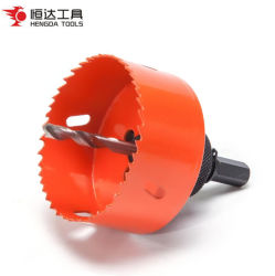M3 bi-métal scie cloche de la faucheuse pour bois et métal