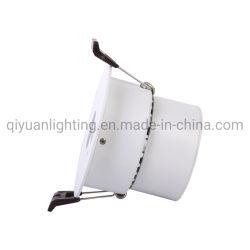 El sensor LED lámpara de techo de color blanco de Detección de cuerpo humano