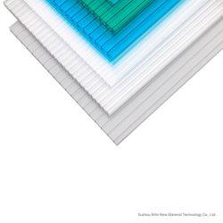 Полый из поликарбоната лист ПК Sunshine платы за выбросы парниковых газов