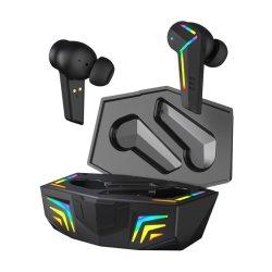 게임용 헤드셋 TWS LED 스포츠 무선 이어폰 잡음 제거 이어버드 게이머