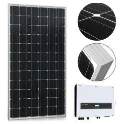Solary Mischling 5kw De Energ&iacute EL-Viento; del Panel De Energí Solarfotovoltaica Sistema De Energí ein Renovables