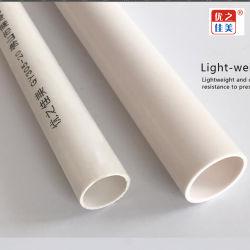 O Tubo de fiação do cabo em PVC branco quente Condutas de venda